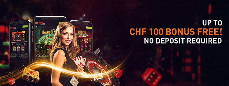 Up to CHF 100 free!